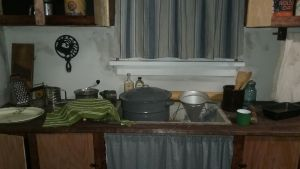 Early 20C kitchen